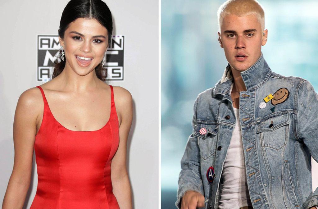 Haben Selena Gomez und Justin Bieber eine gemeinsame Zukunft? Foto: dpa