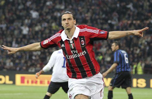 Ibrahimovic kehrt nach Italien zurück