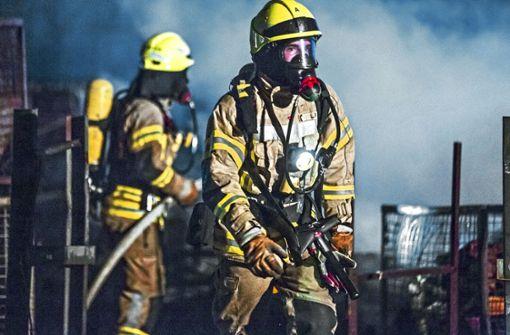 Brandstifter ist kein Feuerwehrmann