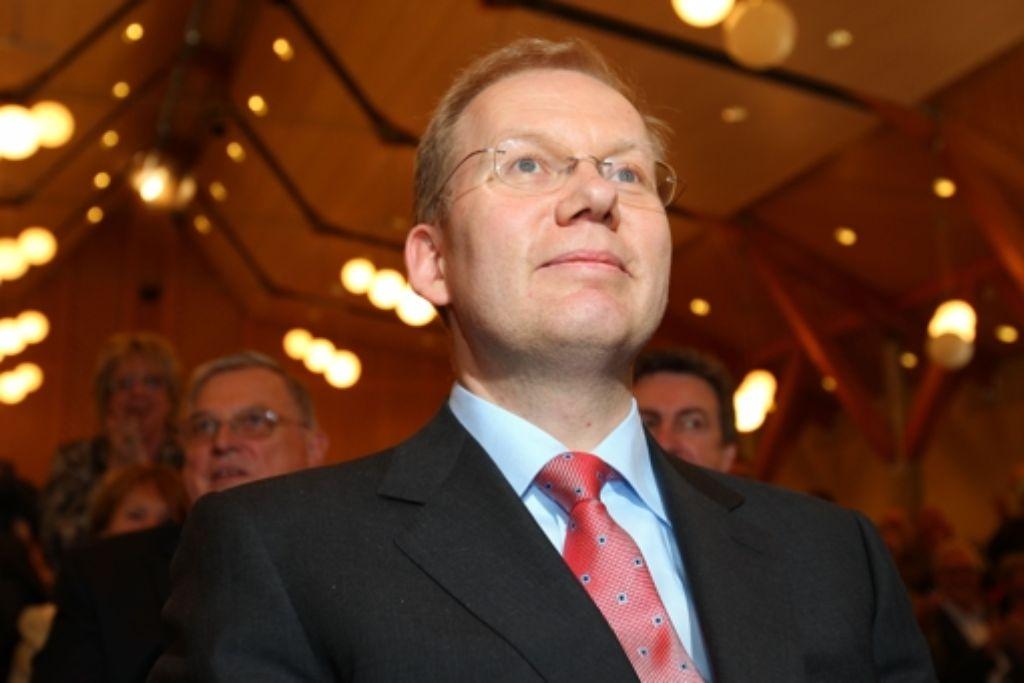 Sebastian Turner will, dass sich Stuttgarts Bürger einmischen. Foto: dpa