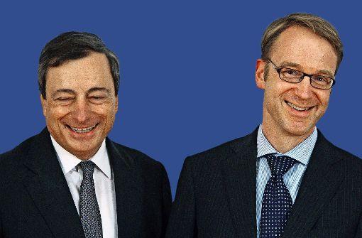 Draghis Gegenspieler hat es in Europa schwer