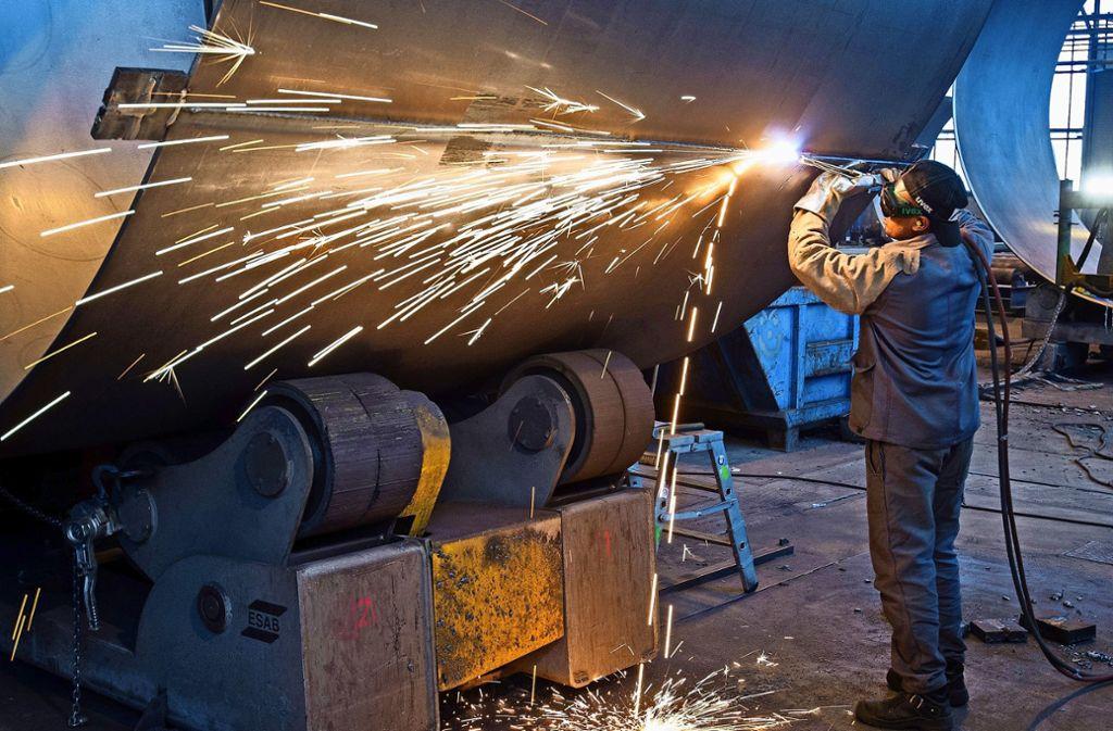 Es gibt hunderte Vorschriften, damit Arbeiter in ihrem Job sicher sind, aber zu wenige Kontrollen. Foto: dpa