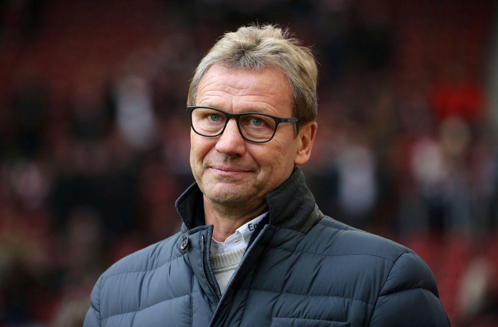 Guido Buchwald hat die VfB-Profis kritisiert. (Archivbild) Foto: Pressefoto Baumann/Julia Rahn