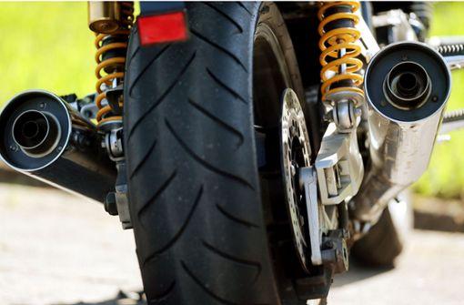 BMW-Motorräder vor Dieben  nicht sicher
