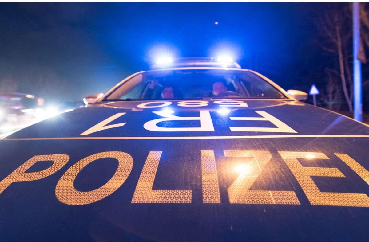 Die Polizei hatte am Wochenende im Kreis Böblingen alle Hände voll zu tun. (Symbolbild) Foto: dpa/Patrick Seeger