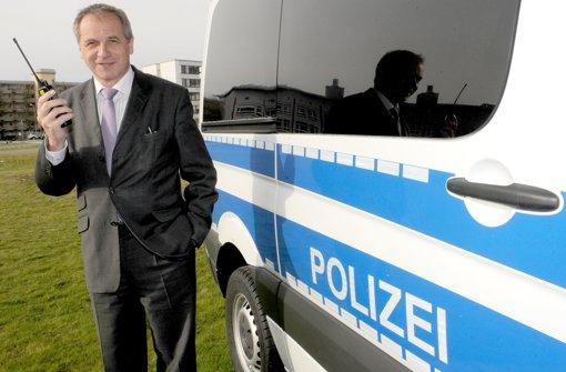 Innenminister Gall  unterliegt im Machtspiel