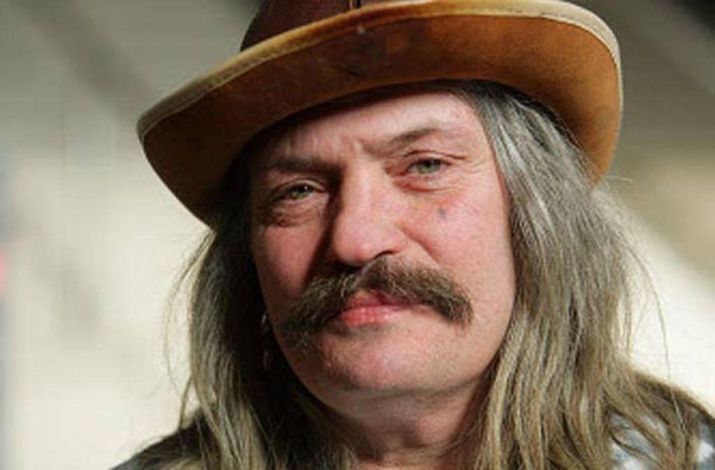 Heinrich Herrmann, 53: Ich bin obdachlos und muss jeden Tag einen Schlafplatz finden, der möglichst trocken ist. Foto: Zweygarth