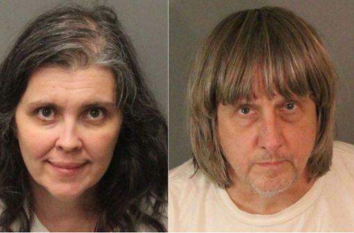 Ehepaar gestand Folterung der eigenen Kinder
