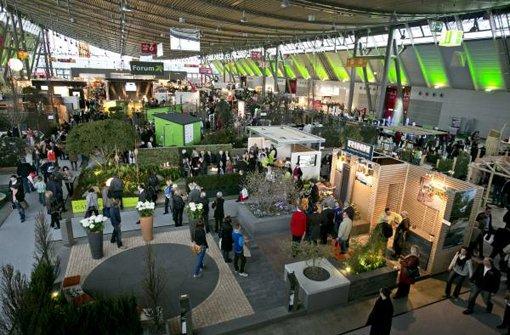 Stuttgarter Frühjahrsmessen öffnen ihre Pforten