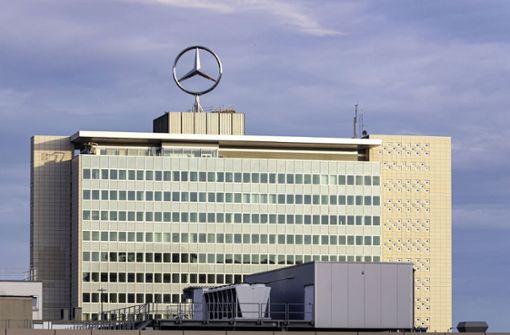 Streit um die Zukunft des Daimler-Stammwerks in Untertürkheim