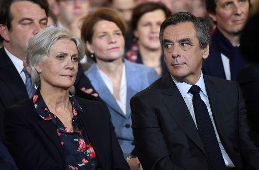 Hausdurchsuchung bei Präsidentschaftskandidat Fillon