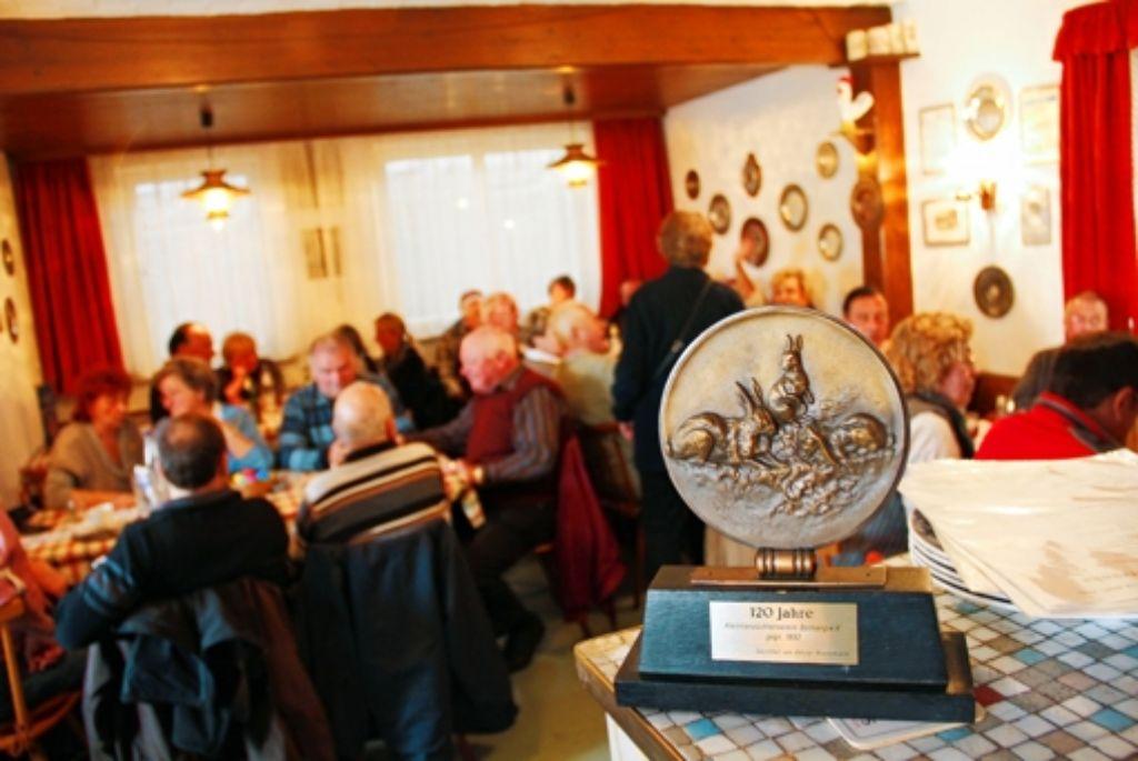 Die Kleintierzüchter feiern heuer das 120-jährige Bestehen des Vereins. Foto: Ströbele