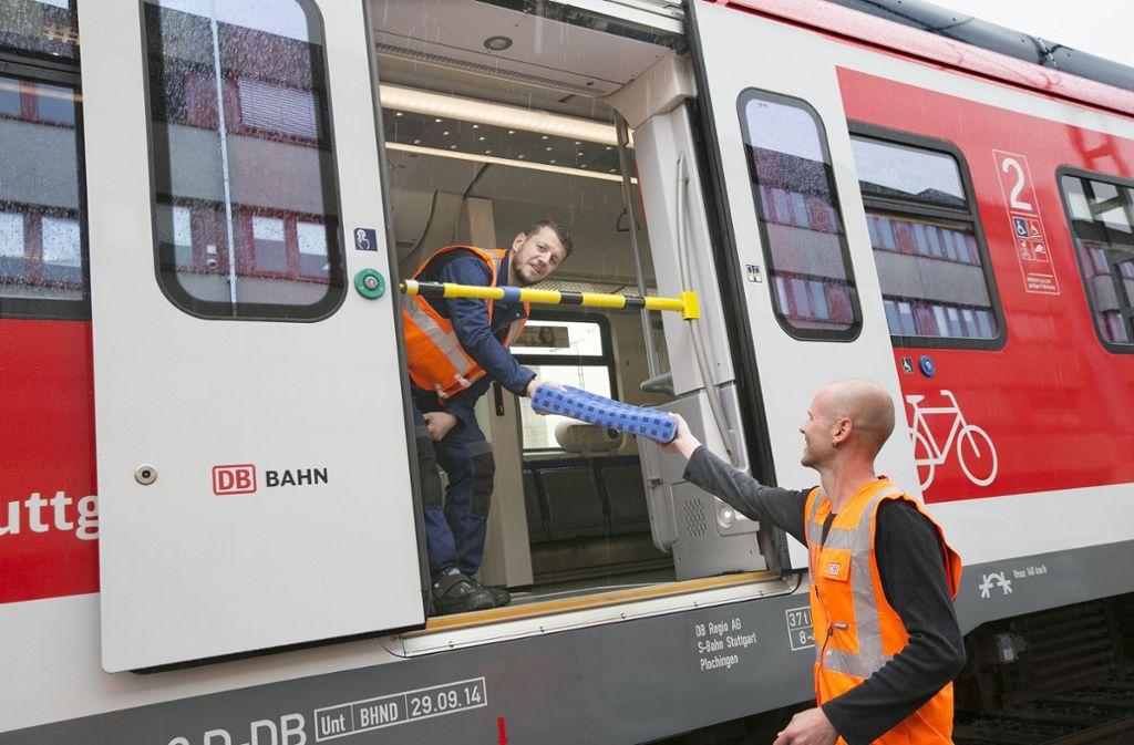 Nicht nur bei den S-Bahnen gibt es Veränderungen. Foto: Horst Rudel