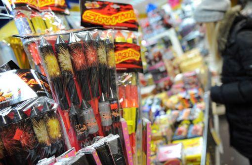 Minderjährige klauen 27 Kilogramm Feuerwerk