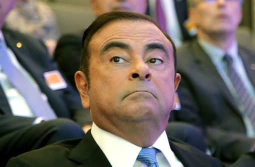 Inhaftierter Konzernchef Ghosn kassierte Millionen von Tochterfirma