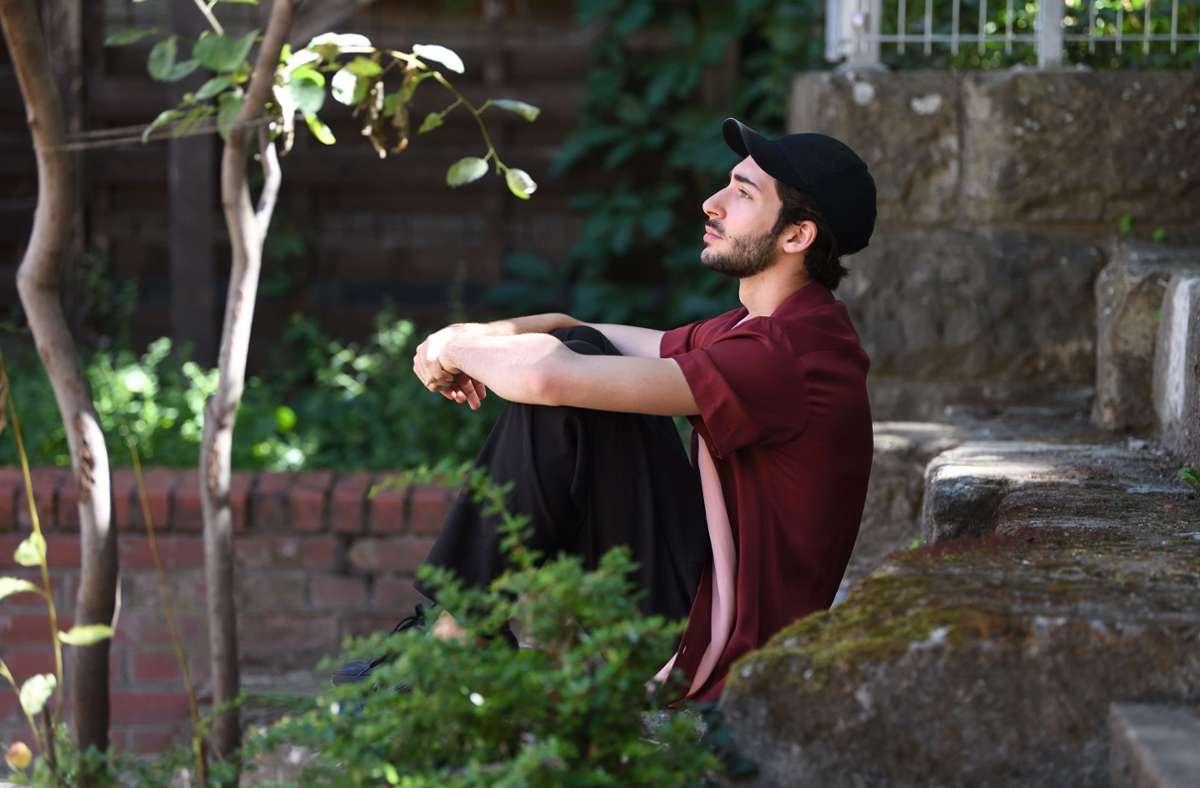 Sommerpause? Der Stuttgarter Tänzer Alessandro Giaquinto hat sich einiges vorgenommen. Er tritt als Choreograf und Tänzer  in Italien auf. Foto: Stuttgarter Ballett/SB