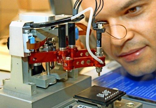 Drei berufliche Schulen gründen Lernfabrik 4.0