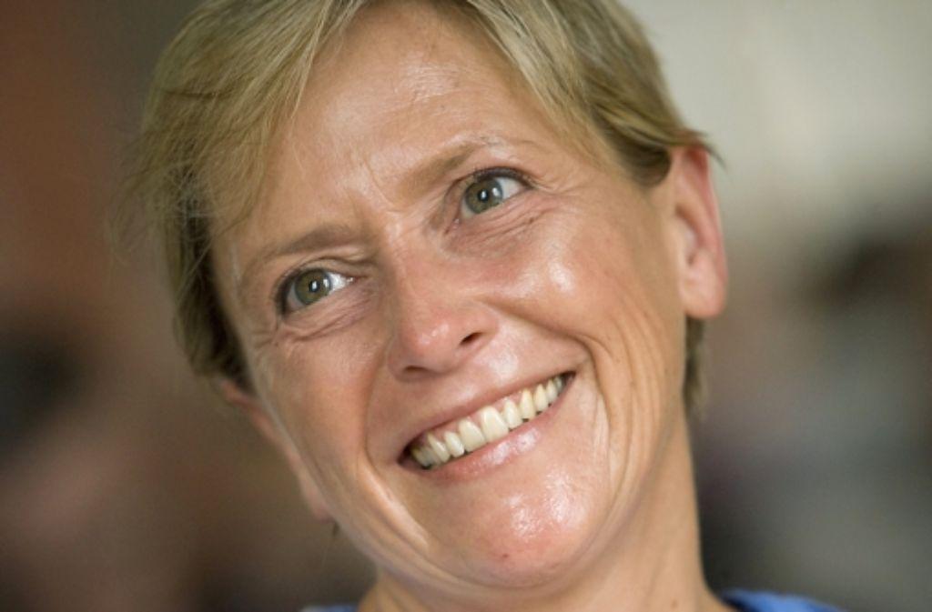 Susanne Eisenmanns Aufstieg ist fürs Erste gestoppt. Foto: Michael Steinert