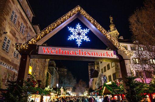 So schön ist der Stuttgarter Weihnachtsmarkt