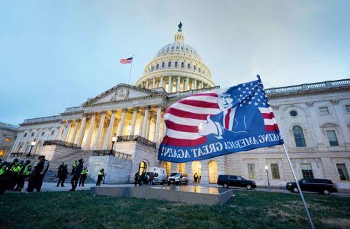 Warum sind die USA gespalten?