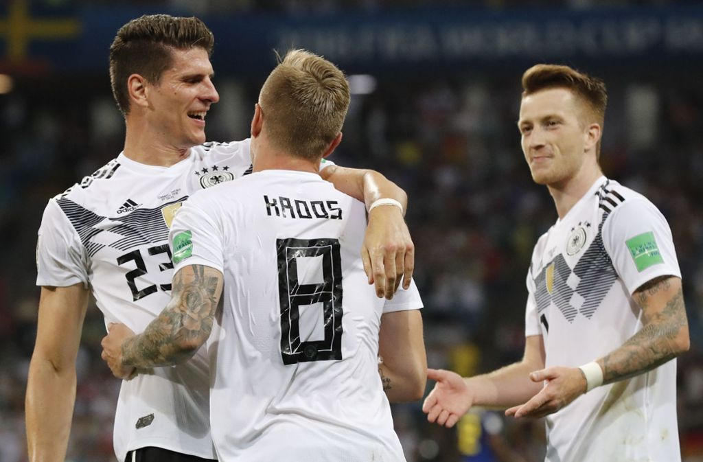 deutschland siegt gegen schweden wirbel nach dem spiel so benimmt man sich nicht fu ball. Black Bedroom Furniture Sets. Home Design Ideas