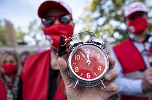 Ab Mittwoch erste Streiks bei den Kommunen