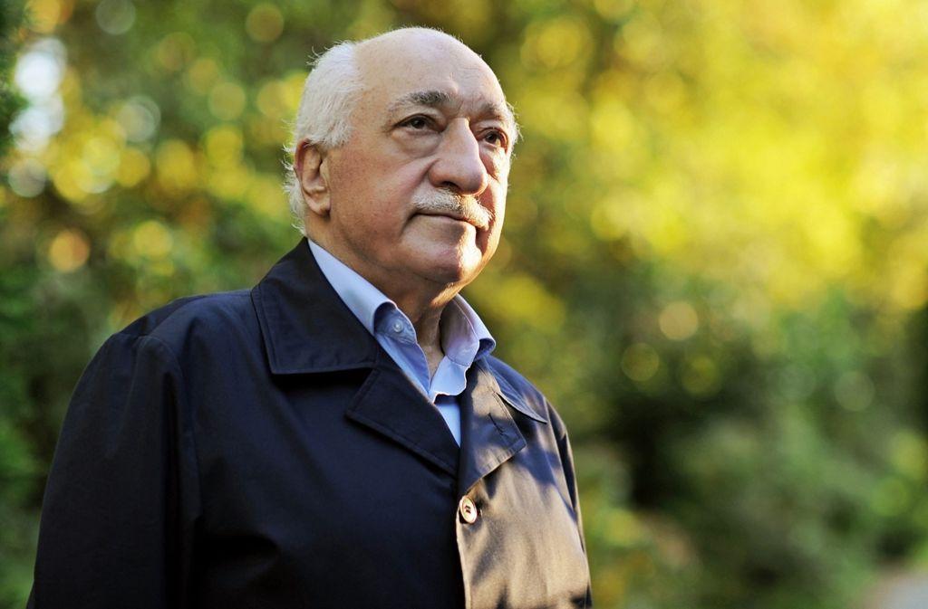 Fethullah Gülen lebt in den USA. Die Türkei fordert immer wieder seine Auslieferung. (Archivfoto) Foto: dpa