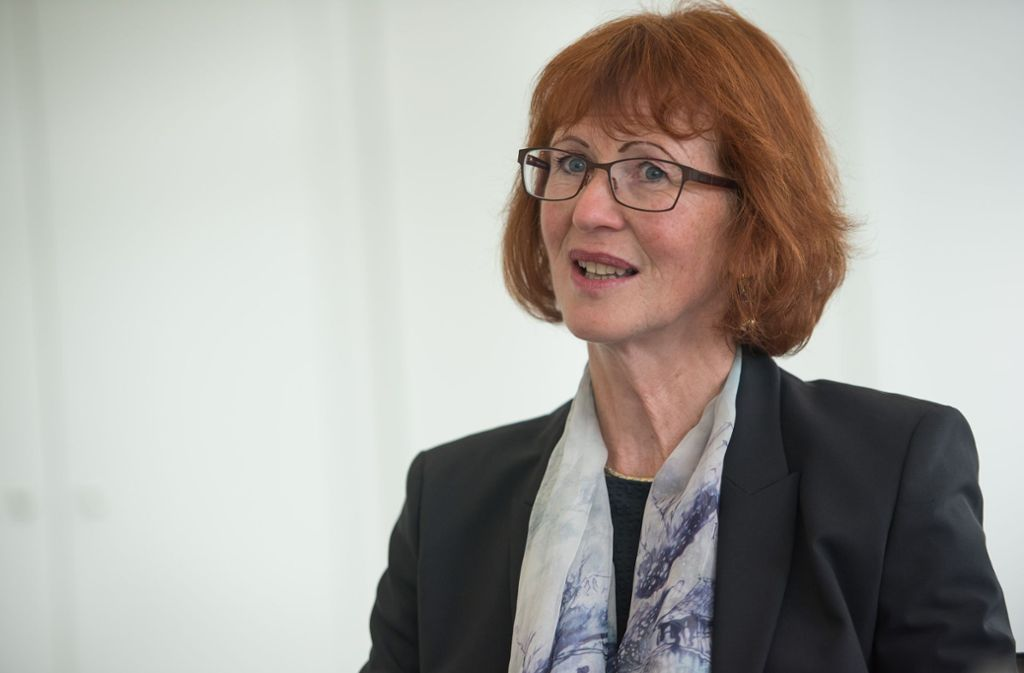 Gegenwind vom Landgericht:  OLG-Präsidentin Cornelia Horz Foto: Lichtgut/Max Kovalenko