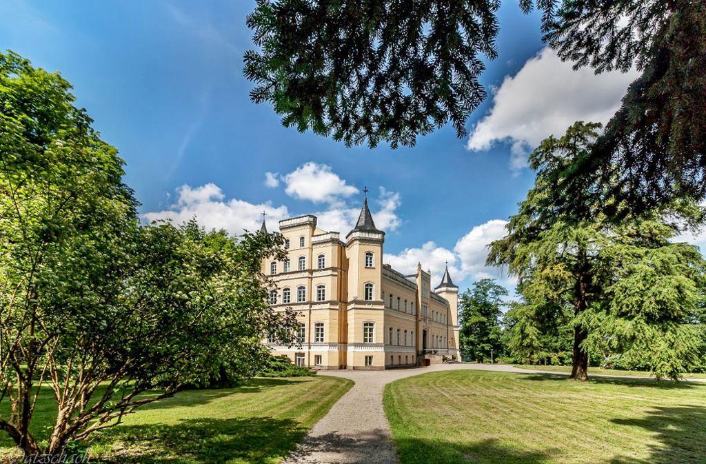 Tatort: Auf Schloss Foto: Uckermäcker