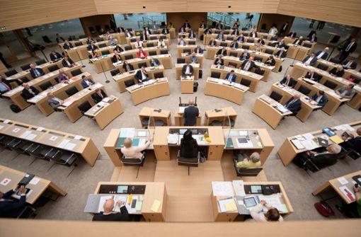 Landtag wählt nach langem Streit Vertreter für SWR-Rundfunkrat