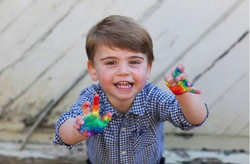 Nesthäkchen Prinz Louis wird zwei Jahre alt