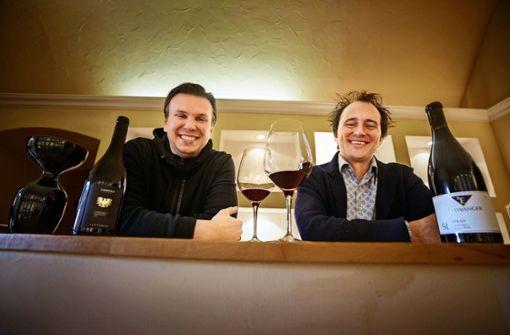 Rotweinpreis: Zwei Remstäler auf dem Treppchen
