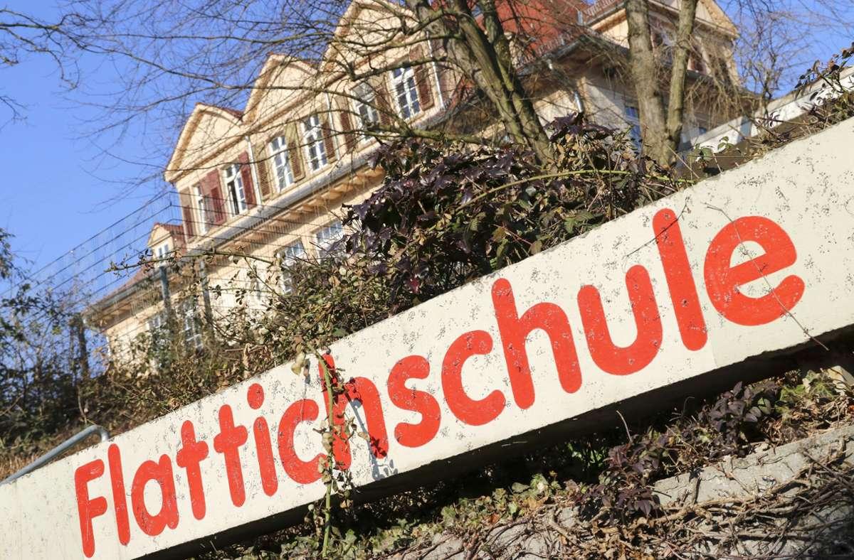 Die Flattichschule in Freiberg am Neckar. Foto: factum/Simon Granville