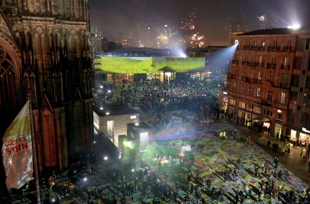 Die Kölner Polizei setzt zur Aufarbeitung der Silvesternacht eine eigene Arbeitsgruppe ein. Foto: dpa