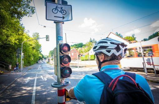 Das bedeuten die  Fahrrad-Verkehrsschilder