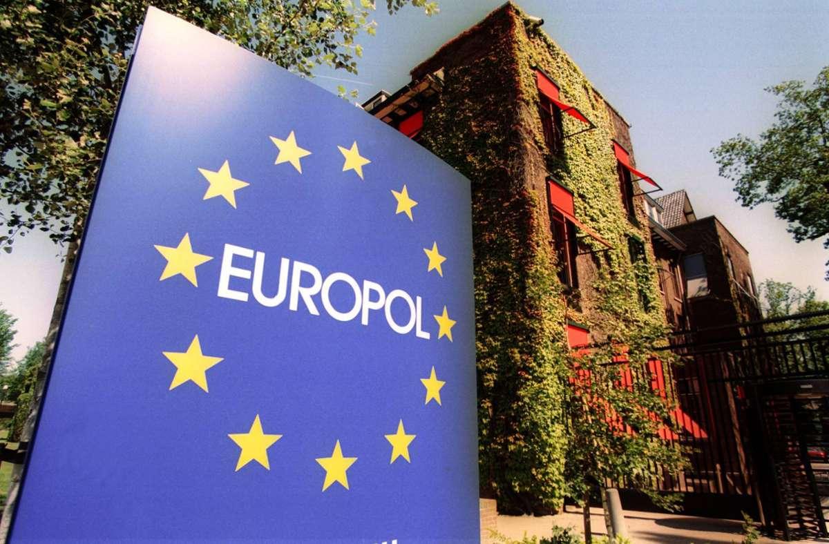 Die Europol-Zentrale befindet sich in Den Haag. Foto: imago images