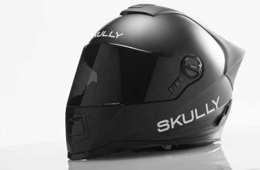 crowdfunding neuheit skully ar 1 vernetzter motorradhelm. Black Bedroom Furniture Sets. Home Design Ideas