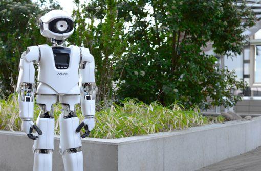 Roboter lernen wie Kinder