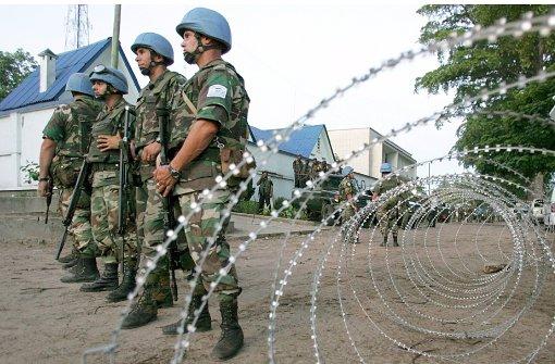 4000 Blauhelme für den Südsudan