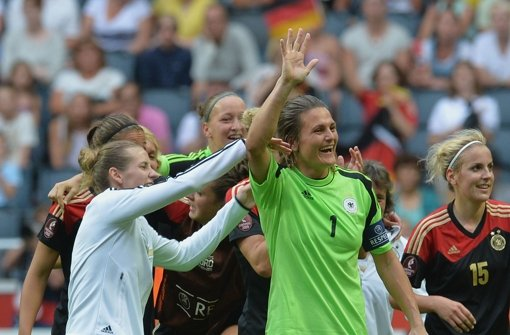 Angerer schreibt  Frauenfußball-Geschichte