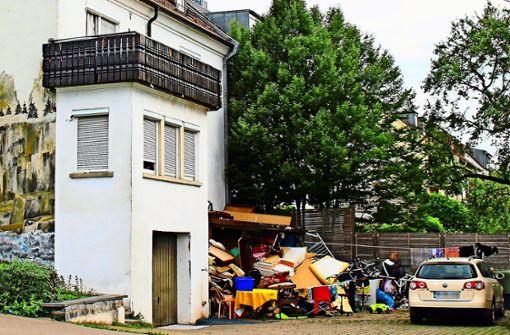 Stadt will Chaos-Häuser räumen