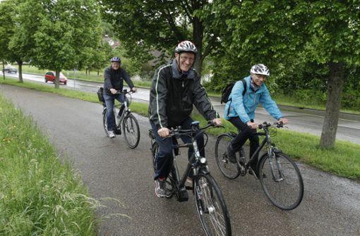 Die Obrigkeit trommelt fürs Fahrrad