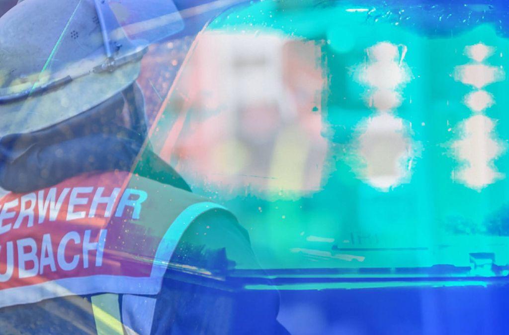 Die Feuerwehr war mit 24 Einsatzkräften vor Ort (Symbolbild). Foto: imago images/onw-images