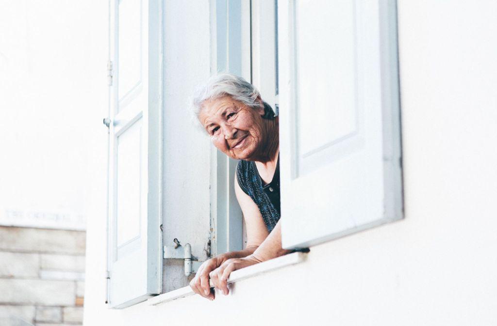 """Der Verlust der Wohnung stelle auch eine """"Härte"""" für Senioren dar. (Symbolbild) Foto: Nick Karvounis"""