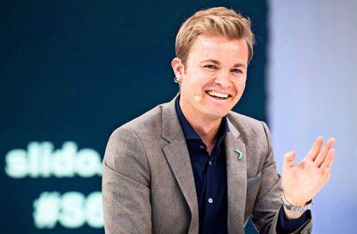 Passt Nico Rosberg in die Höhle der Löwen?