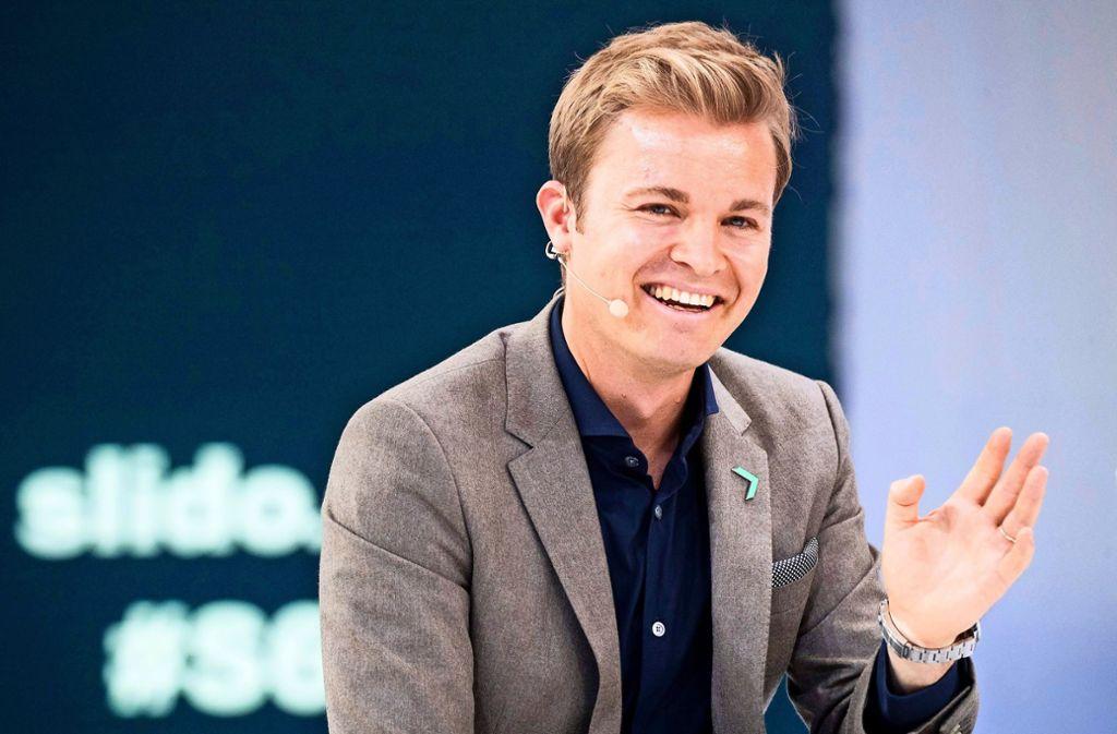 Nico Rosberg kennt sich aus im Business – der ehemalige Formel-1-Weltmeister ist Teilhaber der Formel E und investiert Geld in Start-ups. Foto: