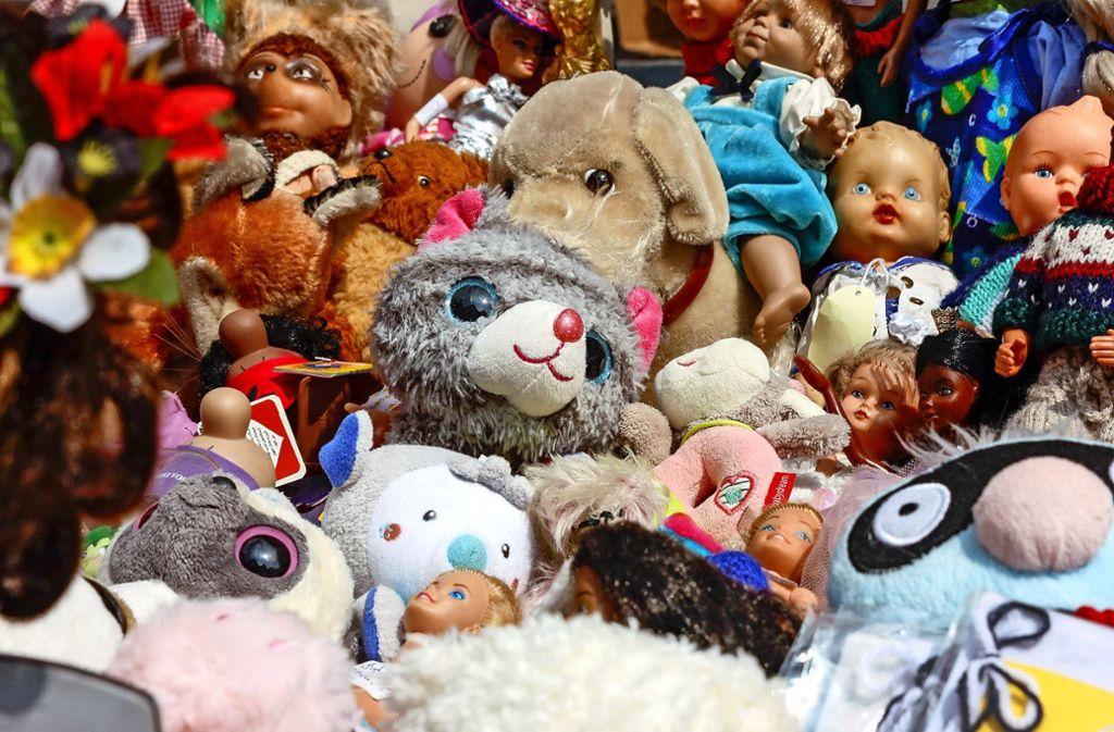Auf dem Flohmarkt lässt sich wieder nach Herzenslust stöbern. Foto: factum/Archiv