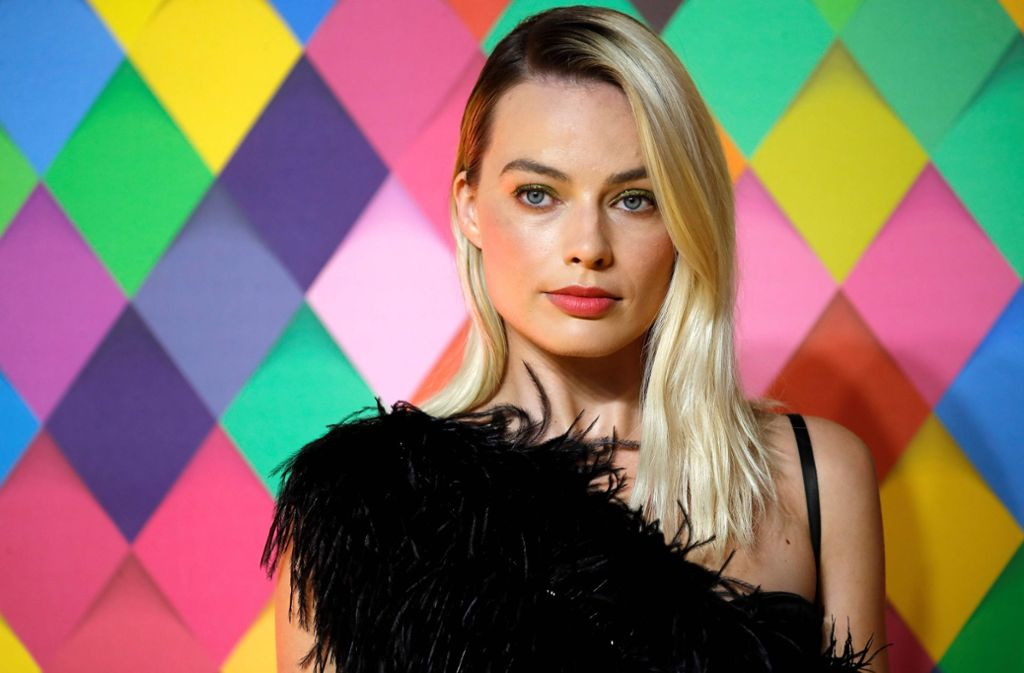 "Margot Robbie am 29. Januar bei der Premiere ihres Films ""Bird of Prey"" in London Foto: AFP/Tolga Akmen"