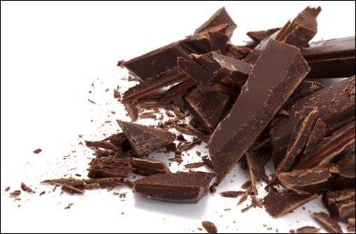 Schokolade verwöhnt Körper und Geist