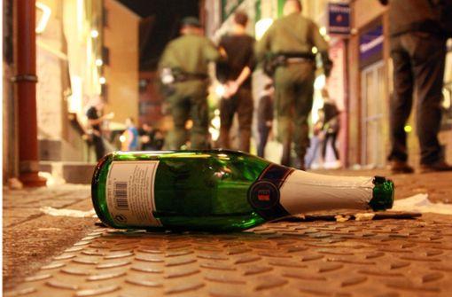 Stadt Wiesbaden verhängt nächtliches Alkoholverbot